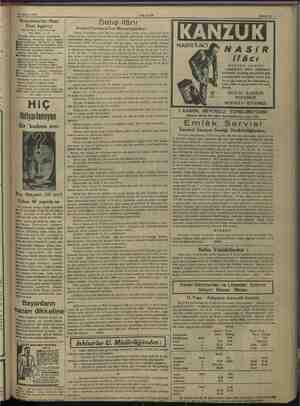 i ğini veriniz. 15 Mayıs 1938 Scandinavian Near East Agency Galata Tahir han 3 üncü kat Tel: 44901 -2-3 « Bvenska Orlent...