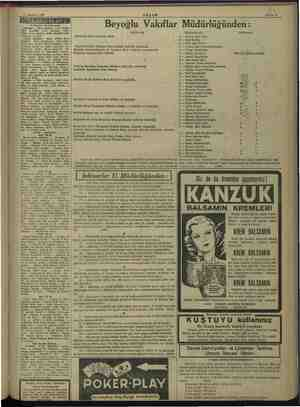 11 Haziran 1938 AKŞAM EET EREN 11 Haziran 938 Cumartesi İstanbul — Öğle neşriyatı: 1230: Pİ Türk musikisi, 1250: Havadis,