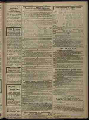 "5) $REBER z 1g ""söran 1938 scandinavian Near East Agency Galata Tahir han 3 üncü kat Tel: 44991 -2-3 Svenska Orient Linien"