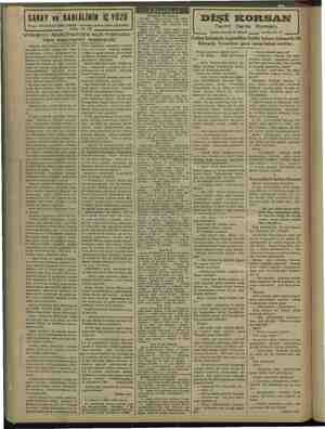 ter SARAY ve BABIÂLİNİN İÇ YÜZÜ Yazan: SÜLEYMAN KÂNİ İRTEM —Tercüme, iktibas hakkı mahfuzdur Tefrika No. 163 4 Volkan'ın...