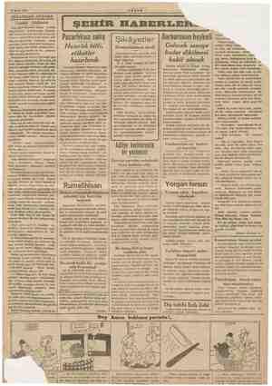 Eyiğl 1938 AKŞAMDAN AKŞAMA ————— Dünkü -* hâdiseler Dün dört Başvekil içtima halinde iken, Avrupa radyolarında Çekeslo- vak