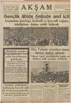 MEN .—. a, — — — EE EE mam mmm İnkılâbımız Türkiyenin asırlar Kıhç ile fütuhat yapanlar sapanla fütuhat için saadetini...