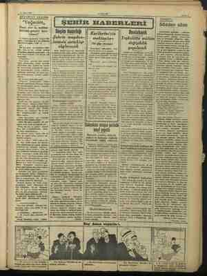 11 Mart 1939 AKŞAMDAN AKŞAMA | ARŞAMDAN AKŞAMA Nasıl olur da mektep bitirmiş gençler bunu bilmez? — Dünkü fıkranızda Ahmed