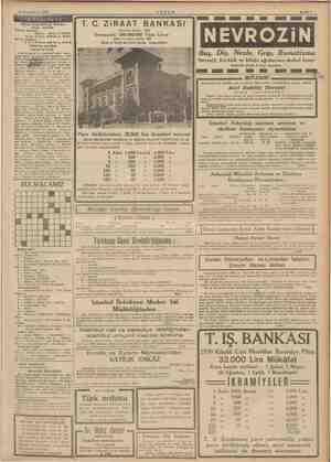 22 Teşrintervel 1939 Türkiye Radyodifüryon Postaları Dalga uzunluğu Türkiye Radyosu . 1648 m. 183 Kc./6. 120. TAG, 1974m.