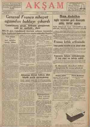 | Sovyetler Almanya, Romanyanın Bal- kanantantından çekilmesini, ise çekilmemesini istemiş Haraççı kardeşler den alırlar. Siz