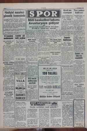 Sahife 2 15 Haziran 1954 Hindiçini ıntro, Birleşmiş Milletler (Nevyor harbini ns rak kai e sasunda tekra MY e ee ir ulndu...