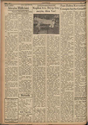 Tariht Tefrika: Nakleden; FAİK ŞEMSEDDİN Ateşin Hâkimi Napolyon Bonapart'ın Maceraları İkinci Kızm — NAPO  — Ba plânı bana