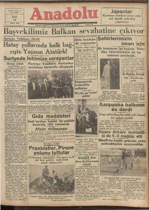 Anadolu sayfa 1