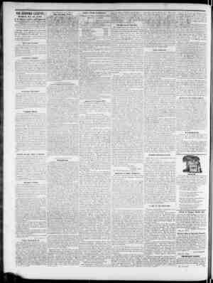 THE BEDFORD GAZETTE. | Bedford, llay 1 *.., G. W. Bowman, Editor and Proprietor. IRRELIGIOUS NOTICE.—The Lutheran Church...