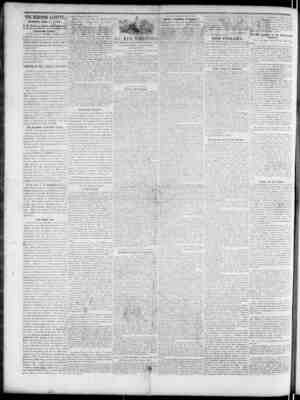 """THE BEDFORD GAZETTE. Bedford, .June 1, !>•-. G. W. Bowman, Editor and Proprietor. Supreme Court. (EF""""The People of Bedford"""