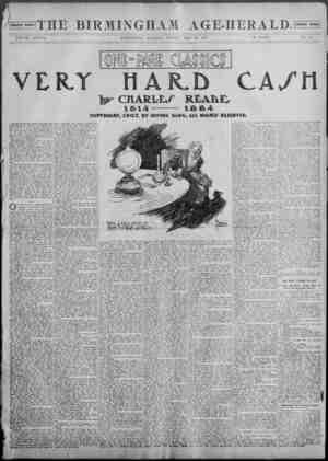 "'ify1 sw,to""i T H E BIRMINGHAM AGE-HERALD.^^ VOLUME XXXVII. BIRMINGHAM. ALABAMA, SUNDAY, MAY 26, 1907. 40 PAGES. NO. 21..."
