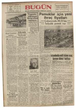 DAUFARRI Cavit Oral IpanE YERİ , Yeni PAZAR tanyan cadde AAA 6 Taleten e e 12 Al ai ayr 6. ör a 1941 iŞ vi sap m e ı — ei