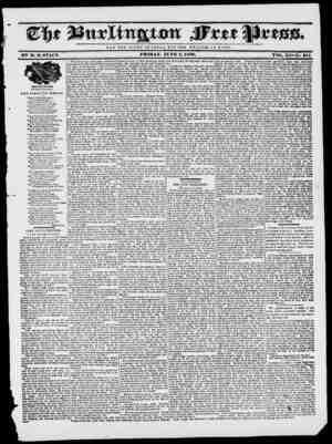 fa 3$ttXttt&tim ffixtt fflvt NOT THE GLORY OF CiESAK HUT THE W E L F A UE OF HOME. BY IX. B. STACY. FRIDAY, JUJVE 1, 1838.