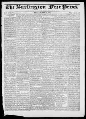 NOT THE G L O It Y O F C JK S A K U V T T II K WE1FA UP, O F K O M E . BY H. B. STACY- FBSIDAY, MARCH 15, 1839. VOL. XII No.