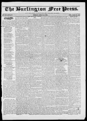 VLvlivutxxtw, NOT THE LORY OF GIF. & R II V T T l R W R T. F A RR O F R O M R . HY If. 1?. STACY' FRIDAY, JUJLY 5, 1839. VOL.