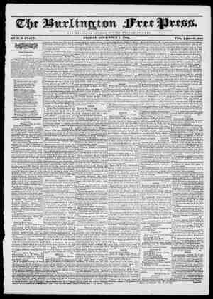 NOT T II E G L O It Y O F C JF. S A It 1J V T T II E I, F ARE OF It O ill E BY II. 15. STACY- FRIDAY, NOVEMBER 1, 1839. VOL.