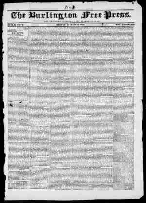 ) 6 Q Si NOT THE G L O It Y OF C JE S A It T T 11 E WELFARE OF HOME. FKIBAY, TANliAR.Y 3, 1840. BY II. B. STACY- VOL. XIII