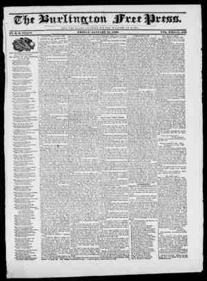 NOT THE G L O 11 Y O F C M SA II H U 1 THE W E L F ARE OF ROME BY II. B. STACY. FBI BAY, JANUARY 31, 1840. VOL. XIII No.65S