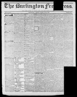 NOT TUB GLORY OF G JD S A R DOT THE WELFARE OF ROMS. BY H. B. STACY. BURLINGTON, VERMONT, FRIDAY, JULY 10, 1840. VOL....