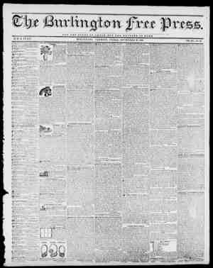 M II- IK STAGY. BURLINGTON, VERMONT, FRIDAY, NOVEMBER 27, 1840. VOL. XIV....N0. 25. COTTON Wrapping Twine, o goml article...