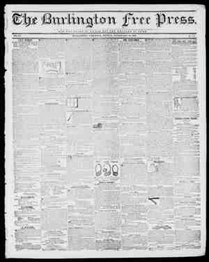 NOT I II 2 GLORY OF GJESARj DUT TUB WBLPARU OP ROME. VOL. XV. BURLINGTON, VERMONT, FRIDAY, FEBRUARY 18,1842. No. :7. LILY...