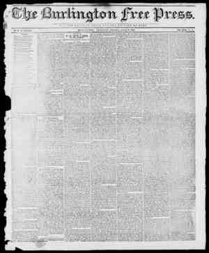 n n a t, o s v or o n n a n t? ? v n 3 a r, p a n n op n o m e JJV II. tt. STAGY BUilllNGTON, VERMONT, FRIDAY, JUNE 21,1844.