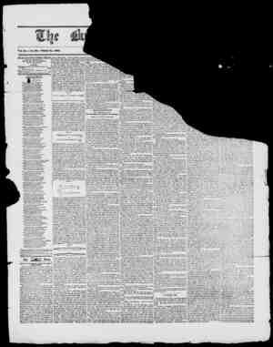 w Vol. XX.Xo. 30. Whole Xo. 1033. BURLINGTON FllEE PRESS Published at Burlington, Vt., By D. W. J. CLAltKE, Editor and...