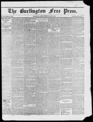 BURMiTOI, FRIDAY MORNINC, JULY a, 1817. III. A..V1. HIHHC nu. iuh lVcw Scries, Vol. 3 IVo. I. lit -r i- r inffton Free rrcss,