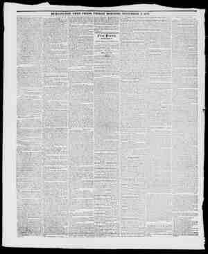59 BURLINGTON FREE PRESS, FRIDAY MORNING, NOVEMBER, 5, 1.847. fluctuations of the money m irkcts of the world xvhn might to