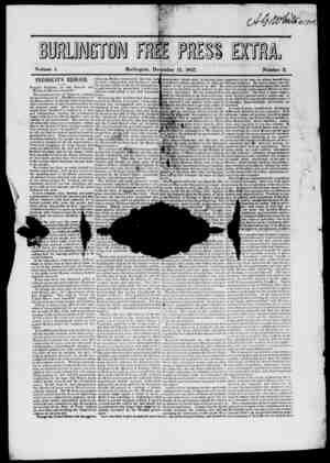 II mm, Volume 1. Burlington, December 11, 1847. Number 2. PRESIDENT'S MESSAGE. cd nation, Mexico commenced tho war,...