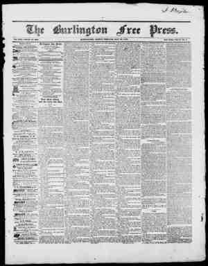Vol. XXI. Whole No. 200. BURIjINUTOIV, FRIDAY MORNING, MAY I, 1848. New Scries, Vol. 3---No. 4 Uttsincso (Tarta. nvnntSG ton
