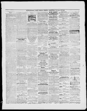 I3UJ1LI N GTON JFRE K PRESS, FRIDAY MORNING, November 10,1848. From the Vt. Stale Agriculturist. I HBVIKW. An American...
