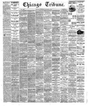 (Hl)kaiga tribune. THUKSDiT, JAKUAIIT 4, 18M. THE REVS. Gold closed yeaterdar at HSK- In the New Hampshire Republican State