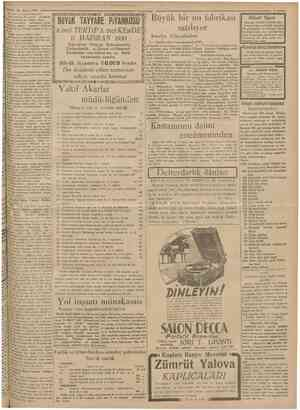 30 Mayıs» 1930 İst. 4 cü icra memurluğundan: Açık arttırma ile paraya çevrilecek gayrı menkulün ne olduğu: Hane. Gayri...