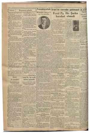 Cumhuriyet 9 Ağustos 1930 ^ Hikâyeler § Kocasının günah ^^^ ^ ^ ı Tavukçuluk Iran'ın cevabı gelmedi Milyonlar kazanr'ıran bir