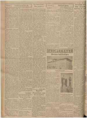4 11 Eylul 1930 Tarihe şayan bir söz ÇOK'YAŞAMAK İÇİN: Beşyardımcı usaiıabe »aiıal Hakikati görüş Kayışdağı suyu nen...