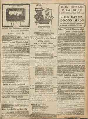 27 Mart 193] Cumhuriyet SON TELGRAFLÂR İntîhabat faaliyeti Bahkesir (10), Konya (10), Tekirdağı (4) meb'us çıkaracaktır...