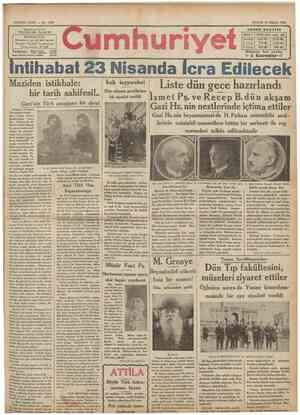 YEDİNCİ SENE No. 2497 « nrrlrl YUNUS NADİ İnAREHA!\ESİ; Dihuıııııııııuıımc larsiMDild tlairrı utah.sasa Telgraf: Istanbul...