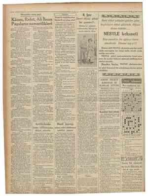Cumhariyet 23 Nisan 1931 Müstakiller otuzu geçti...