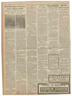 Camharlyet • 25 Nisan 1931 r Yeni İstanbul meb'usları nasıl intihap edildi Münhal kalan dört meb'usluk için yeni intîhabat