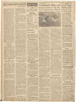 Askerîterf i liştesinin ikinci kısmını da bugün neşrediyoruz Binbaşı olan piyade yüzbaşılan [Ankara 31 (Telefonla) 1931...
