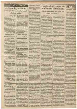 ^Cumhurîyet i AMERİKA \ zSULARINDA 7 Eylul 1931 ALMAN TAHTELBAHİRLERİ Nakili: ABtDİN DAVER 17 ~* III...
