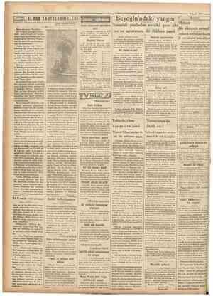 1931 H i K AYB Saime Hanım kızma: Calibe, dedi, çarşıya git te bir iki şey var ahnacak, onları alıver. Yüz dirhem tereyağı,