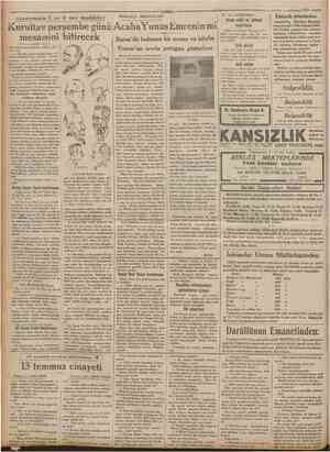 t reşirinevveî 1932 Kurultav perşembe günü AcabaYunus Emrenin mi m e S a i S İ n İ b İ t İ r e C ek k Bursa'da bulunan bir