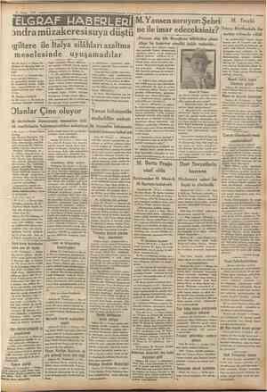 Hayat Ansîklopedisi uncu cuzu çıktı 53 U OCCC İSTANBUL CAĞALOĞLU « 1 »• 1 a « j ' « 0 . JüüD Telgraf ve mektup adresl:...