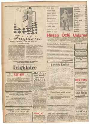 Hayat Ansiklopedisi uncu cuzu çıktı 54 Dresden: 0C7n SGnBI NO. 0 5 7 U ). 3 0 l 0 umhuri et ÎSTANBUL CAĞALOĞLU Telgraf ve...
