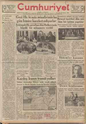 Bütün Türkiye KaHvesini îçiyor Mehmet Efendi Mahtumları Irt. Mısırçarşisı kapısı ksrşısında u m h u r ı yet Onbirînci sene: