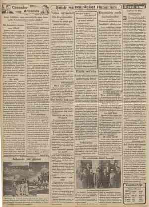 ^Camhuriyet Casuslar Arasında 85 Naküi: A. DAVER ( Şehir ve Memleket Haberleri Tahsisatsızlığı anladık ama bu masraf nereden?