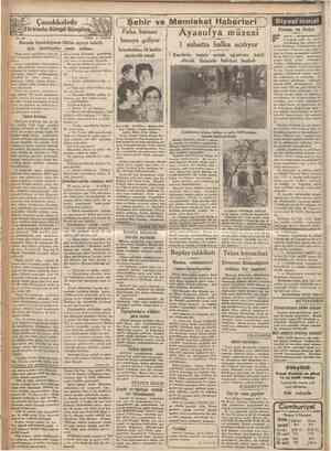 Türklerle Süngü Süngüye No. 85 Nakili: A. DAVER Çanakkalede ( Şehir ve Memleket Haberlerı ) Fırka bürosu buraya geliyor...