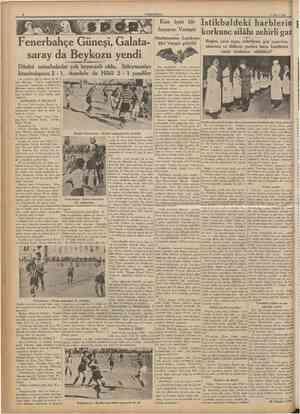 1938 CUMHURtTET Inönü şehidliğindeki merasim münasebetile Birinci Inönü savaşına aid Grevcilerle polisler ara Kayseri...
